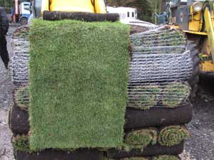 Sefton Turf| supplying Turf and topsoil to Liverpool